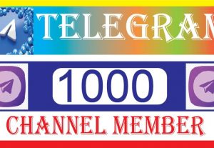 Get Telegram 1000 Channel Members. Best Quality, organic 100% real and life time guarantee.