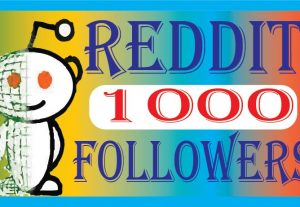 i will do fast Reddit 1000 followers. high quality non drop organic and life time guarantee