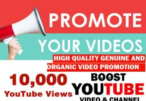 I will get active 10k YouTube  subscribers and also LinkedIn real followers