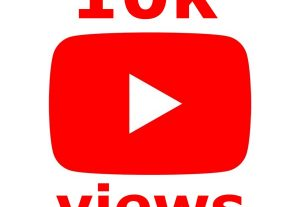I send you 10K none drop YouTube views none drop guaranteed