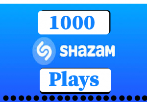 1000+ Shazam plays,non drop and 100% real