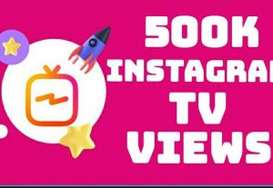 Add 500000+ TV video views instantly