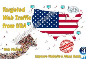 I will drive adsense safe genuine web traffic with low bounce rate