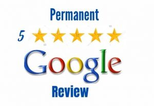 you will get 45 permanent google review for 40$