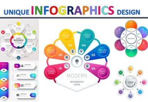 I will create unique infographics for instagram