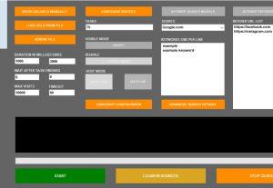 Advanced Unlimited Traffic Generator Bot And Web Automation Software Epic Traffic Bot