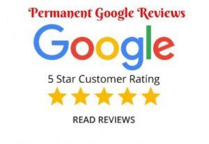 Provide 6 Permanent High-Quality Non-Drop Google Reviews