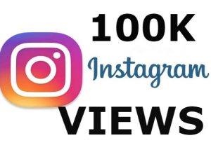 i will send you INSTANT 100K+ Instagram posted video views