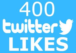 400 twitter post likes INSTANT