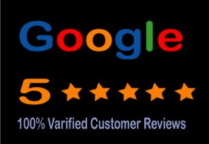 I will provide your 5 star google reviews for your Website