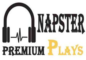 Get 500+ Napster Premium Plays, Lifetime Guarantee