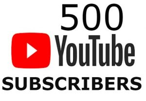 I will send you 500 YOUTUBE Adword ADS Subscribers ~ 𝐍𝐎 Drop