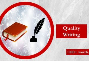 I will write a 1000+ word text. Any topic.