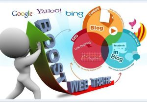 I will bring targeted web traffic, visitors from usa,europe