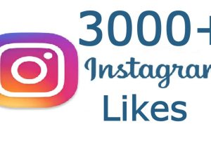 3000+ Instagram Likes worldwide NON Drop Guaranteed