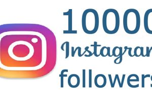 10k Instagram followers REAL and NON DROP