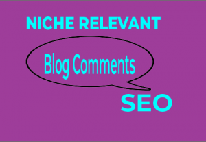 100 Niche Relevant Blog Comments SEO  Backlinks