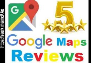 Get 6 Google Maps Review ( 5* ) Rank For Website Your Business Services