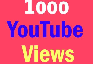 Provide YouTube 100+ subscribers or 500+ likes or 80+ comments, non drop, instant start