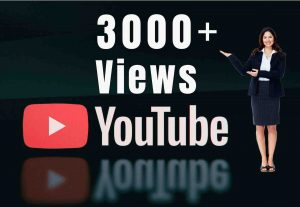 I will promote your video with 3000+ YOUTUBE VIEWS and 100 LIKES, guaranteed for life.